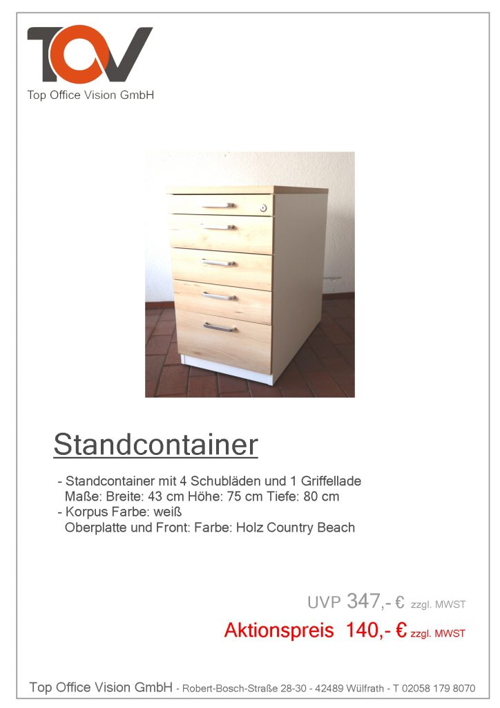 Standcontainer