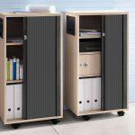 Büromöbel Container