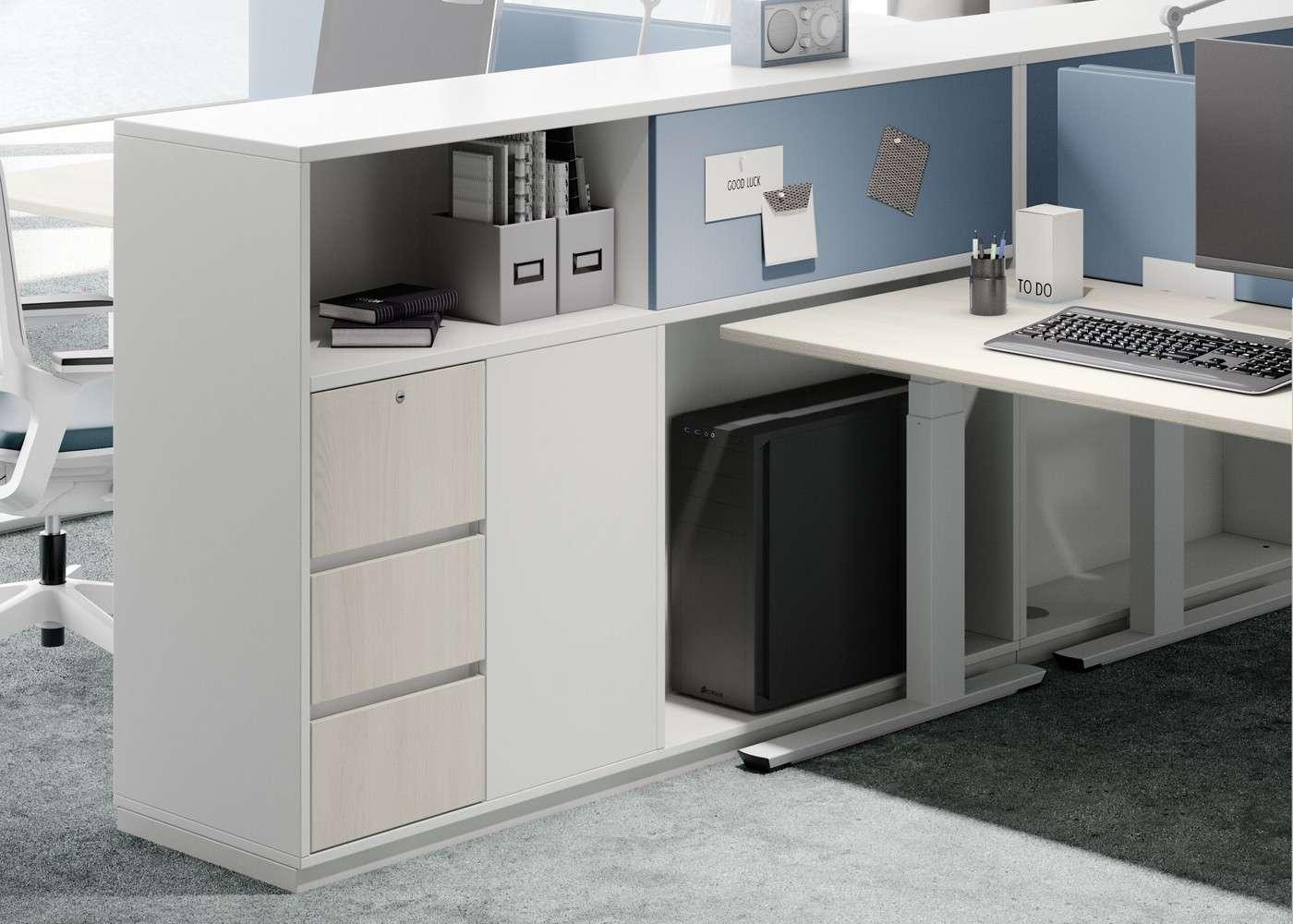 Büromöbel Prisma