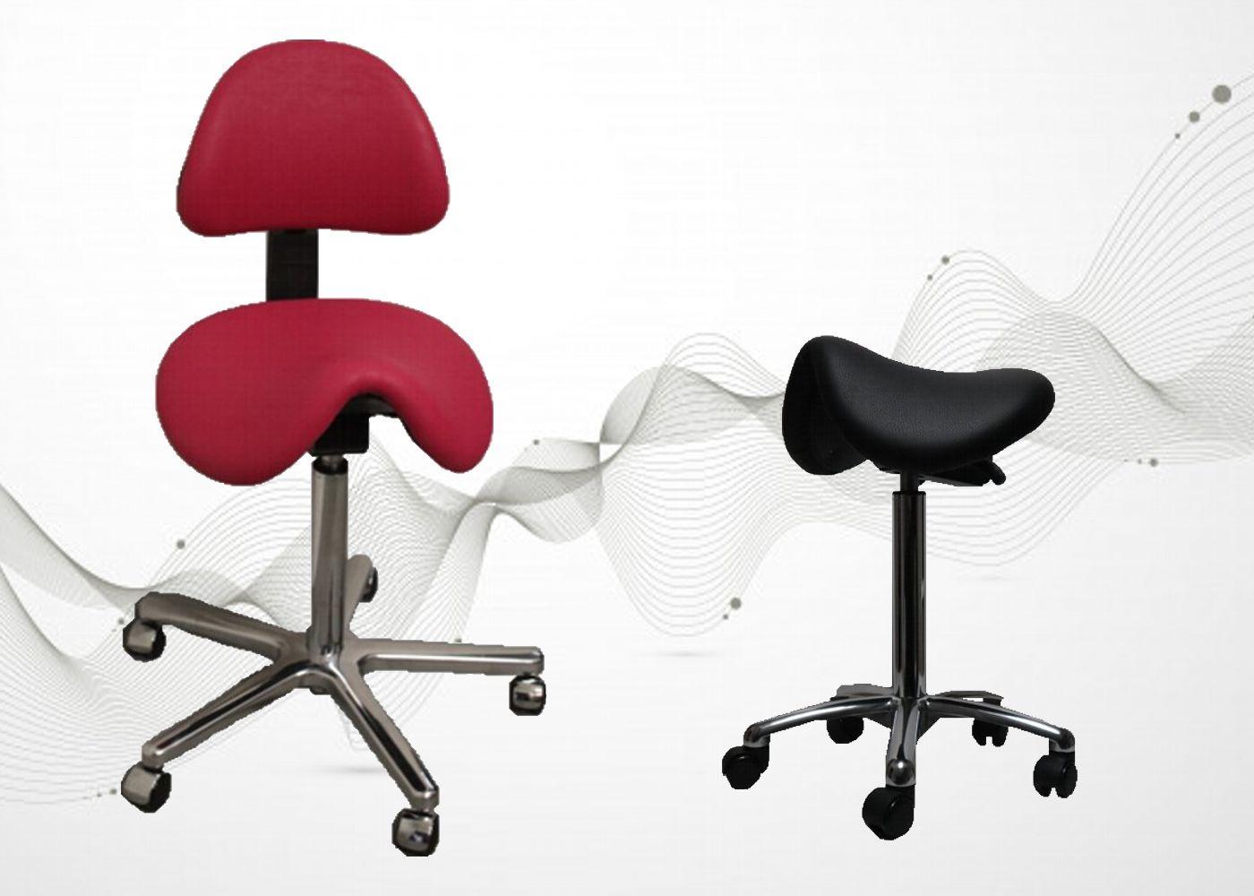 Steh-Sitzhilfe Sattelhocker